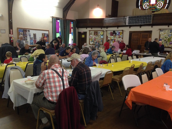 community soup-a-thon