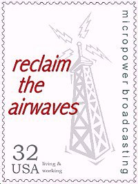 [reclaim the airwaves!]